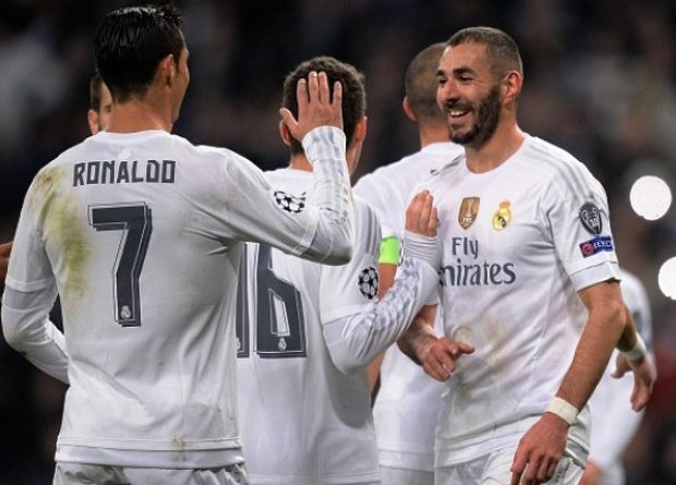 La mayor goleada del Real Madrid en la Champions