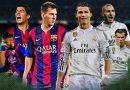 El dominio goleador del Barcelona y Real Madrid
