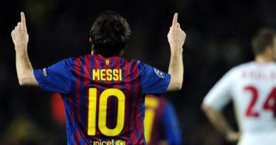 La mayor goleada del Barcelona en Champions