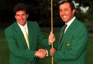 Los españoles que han ganado el Masters de Augusta