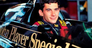 Senna líder de las carreras