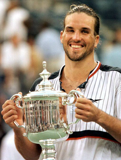 Patrick Rafter Open USA