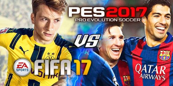 Fifa vs Proevolution