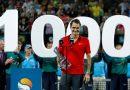 El Club de las 1000 victorias en el tenis profesional