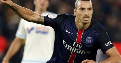 El curioso record de Zlatan Ibrahimovic