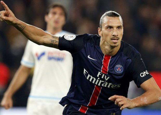 Record de Zlatan Ibrahimovic