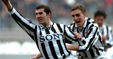 Zidane y Juventus