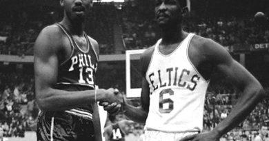 1962 el histórico año de los records de la NBA