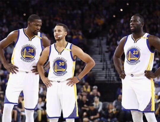 Warriors Playoffs