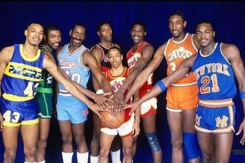 Dunk contest 1986