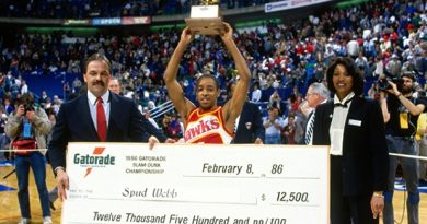 El día que Spud Webb engañó a Dominique Wilkins