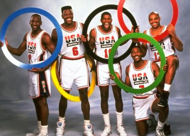 anotador del dream team