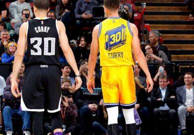 La admiración y respeto de la familia Curry