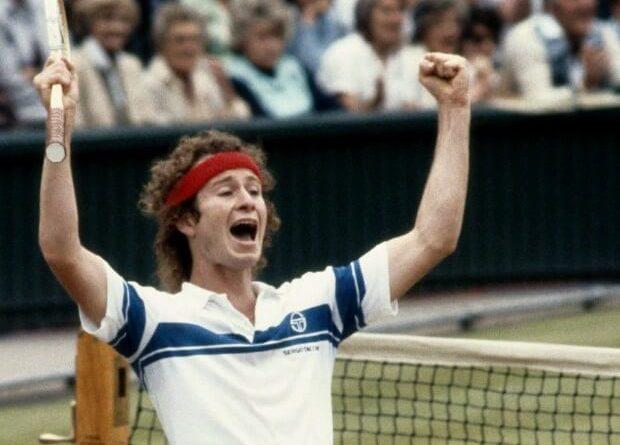 McEnroe más veces número 1