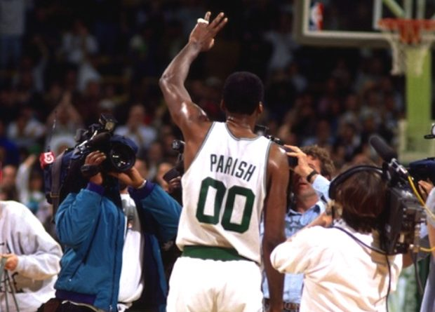 Robert Parish doble cero