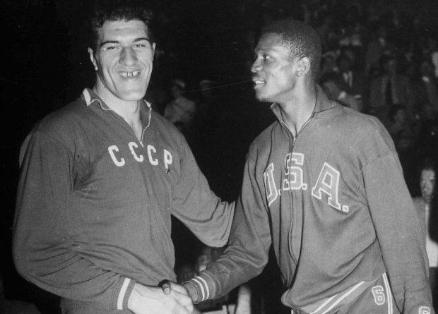 El primer gigante del baloncesto europeo
