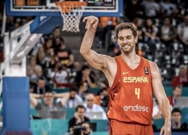 Gasol anotador de la historia del Eurobasket