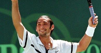 Rios nunca ganó un Grand Slam