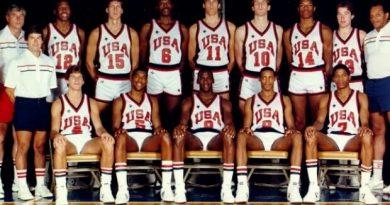 Los especiales campeones Olímpicos del Team USA