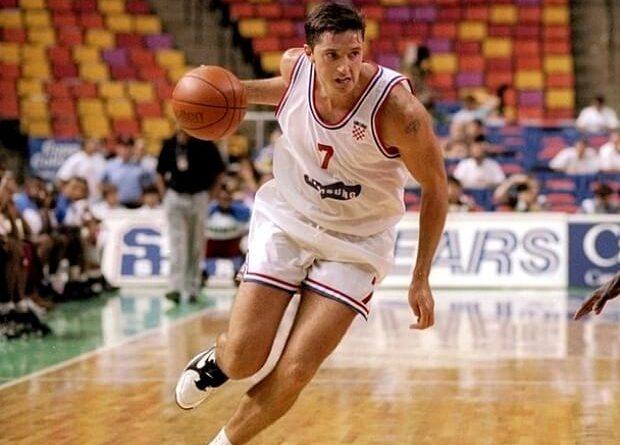 kukoc y mandache triples dobles en el eurobasket