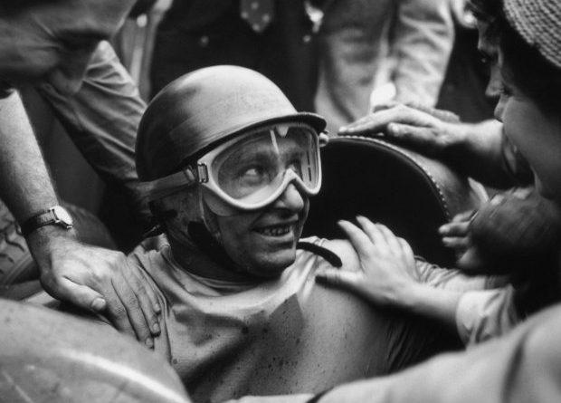 Fangio Campeón Formula 1 con más equipos