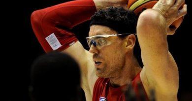 Jugadores han jugado más mundiales de baloncesto