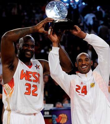 Shaq y Kobe