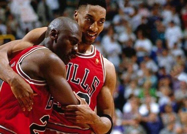 Flu Game Michael Jordan