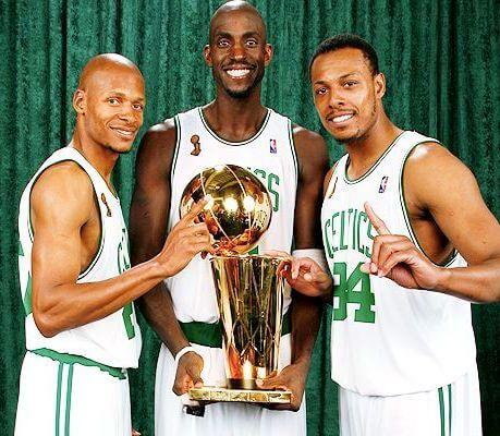 Allen, Garnett y Pierce