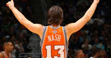 Steve Nash 13