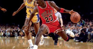 Jordan por el amor al juego
