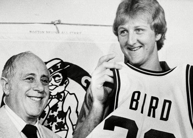 El impacto de Larry Bird en los Boston Celtics