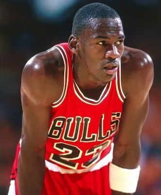 Michael Jordan 1986