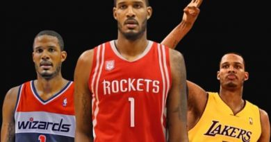 Trevor Ariza Rockets Lakers Wizards