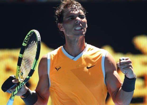 Rafa Nadal australia 2019