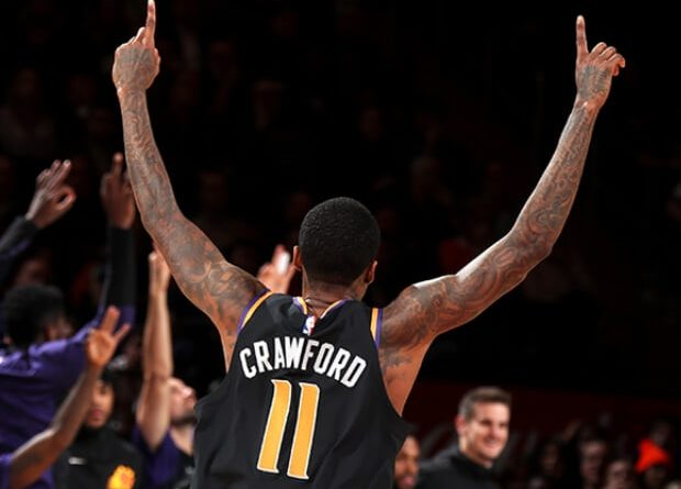 Jamal Crawford 11