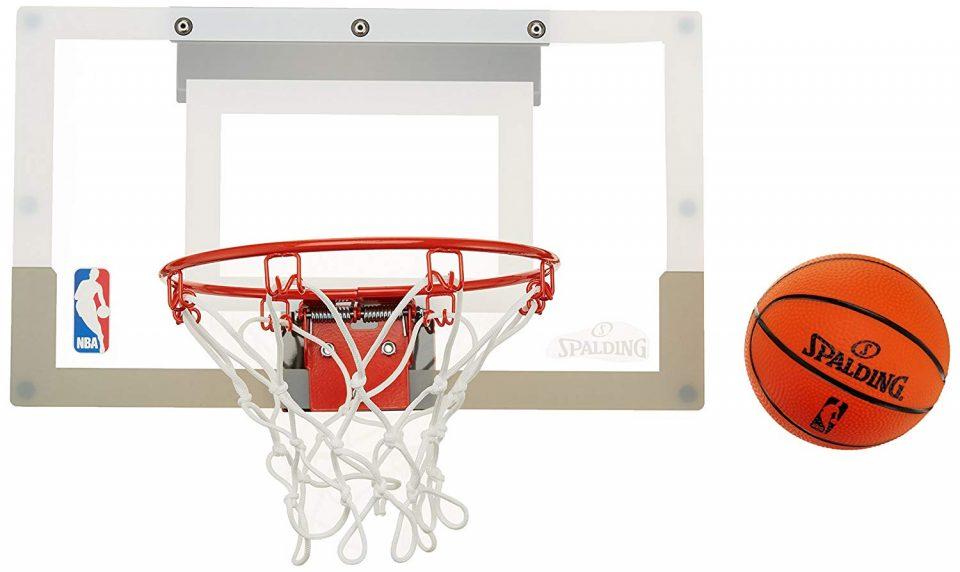 LA MINI CANASTA NBA SPALDING