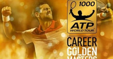 Djokovic Golden Masters 1000