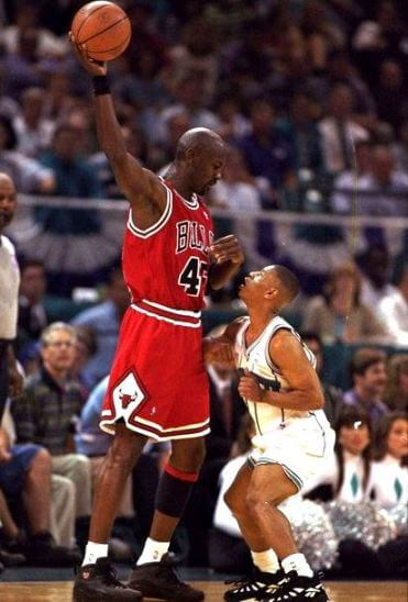 El arma secreta de Michael Jordan