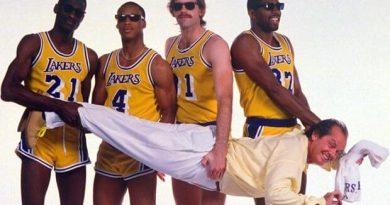 Los Angeles Lakers 1984-1985