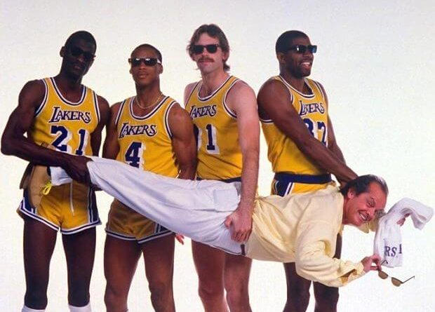 Los Angeles Lakers 1984-1985