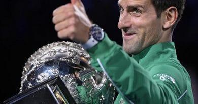 El nuevo hito de Novak Djokovic